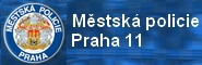 Mstsk policie Praha 11