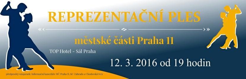 Ples Praha 11
