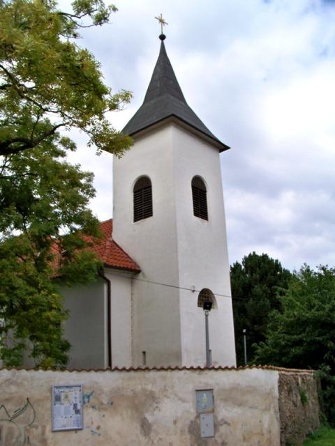 Hrnčíře kostel