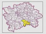 Praha správni rozdělení, autor: PhDr. Jiří Bartoň