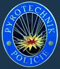 pyrotechnik policie