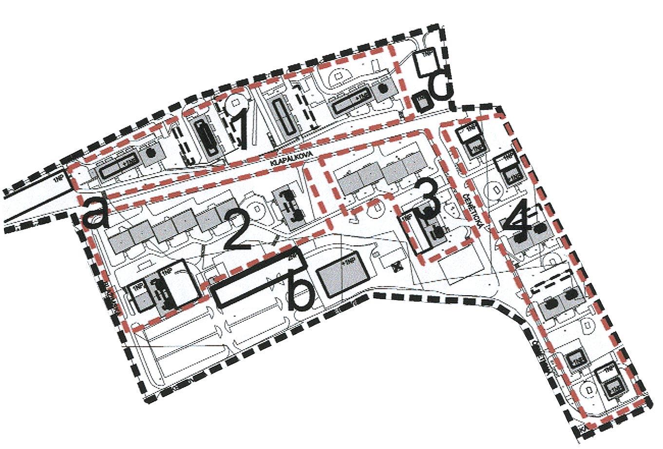 Schema rozdělení celku do skupin - schema, obrázek se otevře v novém okně