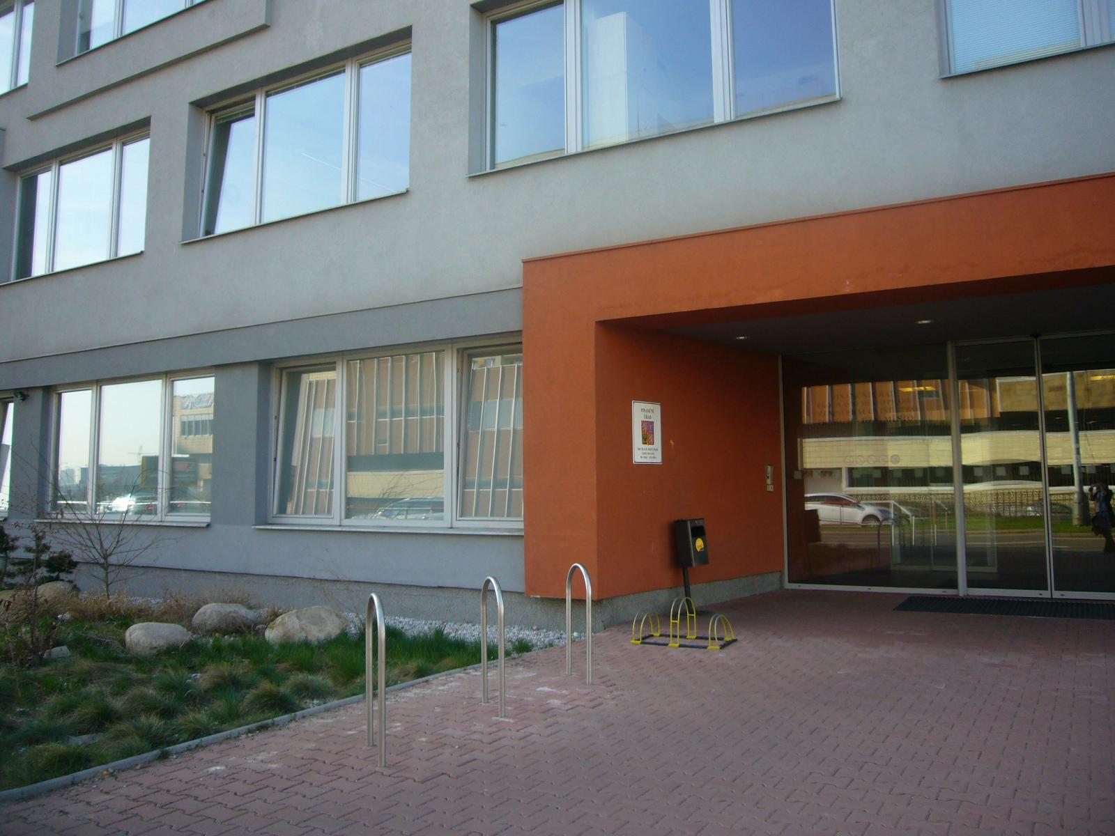 I 10 Finanční úřad P11, obrázek se otevře v novém okně