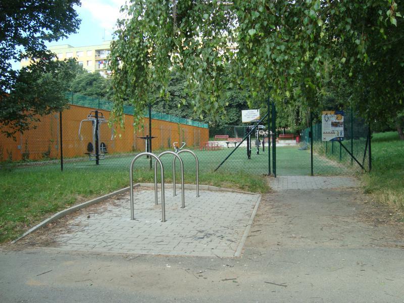 III 06a Sportoviště Jažlovická, obrázek se otevře v novém okně