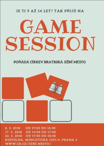 Game session II
